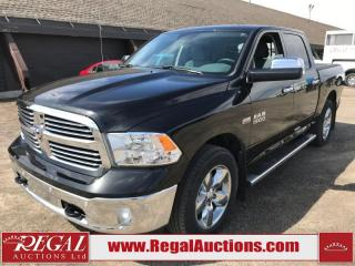Used 2017 RAM 1500 Big Horn Crew Cab SWB 4WD 5.7L for sale in Calgary, AB