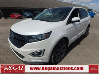 Used 2016 Ford Edge Sport 4D Utility AWD 2.7L for sale in Calgary, AB