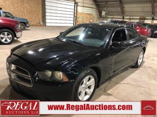 Used 2012 Dodge Charger 4D Sedan for sale in Calgary, AB