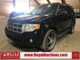 Photo of Black 2008 Ford Escape