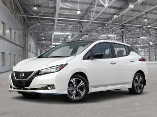 New 2020 Nissan Leaf SL PLUS Home Wall Charger Included! for sale in Winnipeg, MB