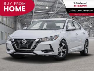 New 2020 Nissan Sentra SV for sale in Winnipeg, MB
