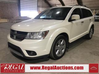 Used 2013 Dodge Journey R/T 4D Utility AWD for sale in Calgary, AB