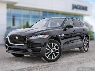 New 2020 Jaguar F-PACE Prestige *Active Courtesy Vehicle for sale in Winnipeg, MB