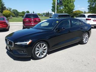 Used 2019 Volvo S60 Momentum *Ask About Certified Finance Rates* for sale in Winnipeg, MB