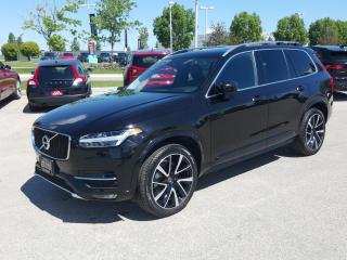 Used 2019 Volvo XC90 Momentum INCLUDES THE EXTENDED WARRANTY! for sale in Winnipeg, MB