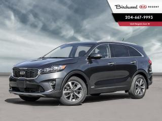 New 2020 Kia Sorento EX+ V6 *Remote Start! Tire Package! for sale in Winnipeg, MB