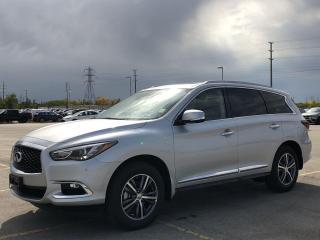 New 2019 Infiniti QX60 Essential AWD  Sunroof, Navigation, Back Up Camera! for sale in Winnipeg, MB