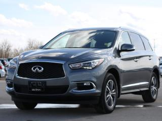 New 2019 Infiniti QX60 Essential AWD Demo  Sunroof, Navigation, Back Up Camera! for sale in Winnipeg, MB