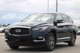 New 2020 Infiniti QX60 Essential Sunroof, Remote Start, Navigation! for sale in Winnipeg, MB