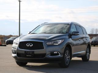 New 2020 Infiniti QX60 Essential Executive Demo, Special Inventory Pricing! for sale in Winnipeg, MB