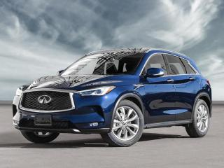 New 2020 Infiniti QX50 ESSENTIAL Moonroof, Navigation, Back Up Camera! for sale in Winnipeg, MB