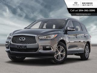 New 2020 Infiniti QX60 Essential for sale in Winnipeg, MB