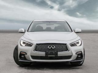 New 2020 Infiniti Q50 3.0t Signature Edition ProASSIST Save 20% Off From MSRP For Year End Clearout! for sale in Winnipeg, MB
