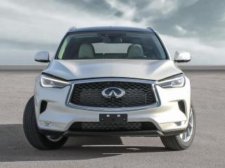 New 2020 Infiniti QX50 ESSENTIAL w/Convenience Memory Seats, Tilt And Telescopic Steering for sale in Winnipeg, MB