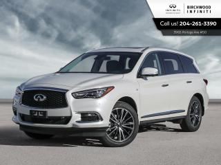 New 2020 Infiniti QX60 PURE for sale in Winnipeg, MB