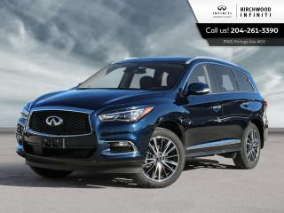 New 2020 Infiniti QX60 PROACTIVE for sale in Winnipeg, MB