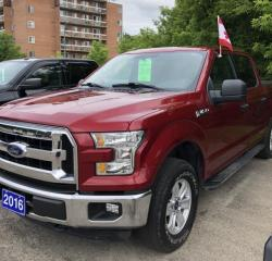 Used 2016 Ford F-150 FX4 for sale in Brockville, ON