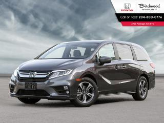 New 2020 Honda Odyssey EX w/RES rear entertainment system, USB device connectors, 115-volt power outlet for sale in Winnipeg, MB