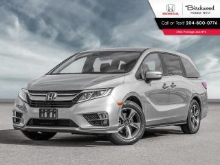 New 2020 Honda Odyssey EX-L NAVI for sale in Winnipeg, MB