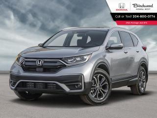 New 2020 Honda CR-V EX-L EX-L –  leather, power tailgate, SiriusXM Radio, heated rear seats, driver memory seats for sale in Winnipeg, MB