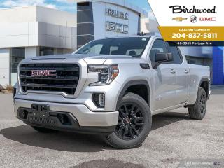 New 2019 GMC Sierra 1500 Elevation Buy from Home with Birchwood! for sale in Winnipeg, MB
