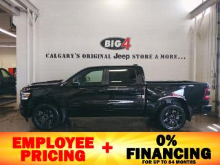 New 2020 RAM 1500 SPORT for sale in Calgary, AB