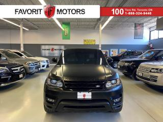 Used 2016 Land Rover Range Rover Sport Autobiography|SUPERCHARGED|NAV|MERIDIAN|PANOROOF|+ for sale in North York, ON