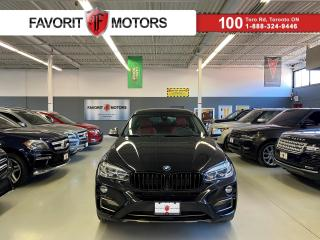 Used 2017 BMW X6 xDrive35i|NAV|RED LEATHER|HARMAN/KARDON|HUD|+++ for sale in North York, ON