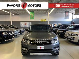 Used 2017 Land Rover Range Rover Sport HSE *CERTIFIED!*|AWD|NAV|PANOROOF|LEATHER|+++ for sale in North York, ON