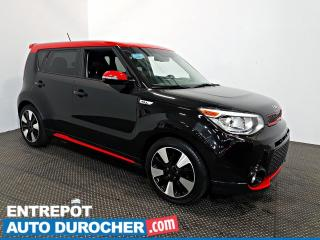 Used 2016 Kia Soul SX AIR CLIMATISÉ - Caméra de Recul - CUIR for sale in Laval, QC