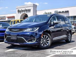 New 2020 Chrysler Pacifica Hybrid Limited for sale in Burlington, ON