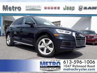 Used 2018 Audi Q5 2.0T Progressiv LOADED AWD for sale in Ottawa, ON