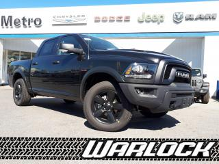 New 2020 RAM 1500 Classic Warlock for sale in Ottawa, ON