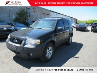 Used 2005 Ford Escape for sale in Toronto, ON