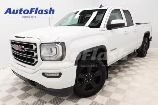 Used 2017 GMC Sierra 1500 Elevation 4x4 Double-Cab 5.3L *Bluetooth *Camera for sale in Saint-Hubert, QC