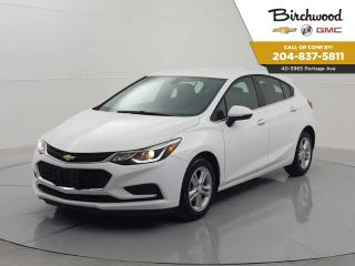 Used 2017 Chevrolet Cruze LT Remote Start | Heated Seats | Bluetooth | for sale in Winnipeg, MB
