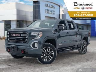 New 2020 GMC Sierra 1500 AT4 Buy from Home with Birchwood! for sale in Winnipeg, MB