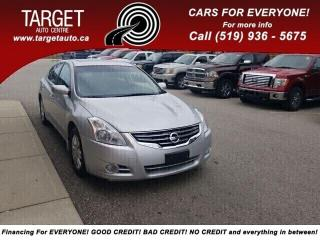 Used 2012 Nissan Altima 2.5 S, Drives Great for sale in London, ON