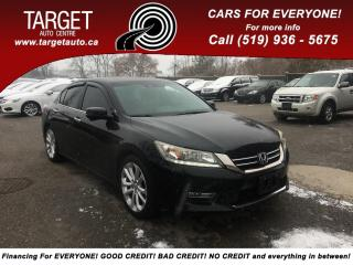 Used 2013 Honda Accord Sedan Touring for sale in London, ON