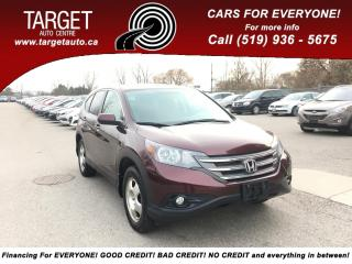 Used 2014 Honda CR-V EX for sale in London, ON