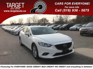 Used 2014 Mazda MAZDA6 Fully Loaded; Leather, Roof, Navi, BackUp Cam for sale in London, ON