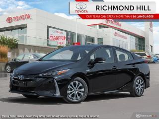 New 2020 Toyota Prius Prime PRIUS PRIME for sale in Richmond Hill, ON