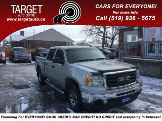 Used 2009 GMC Sierra 1500 for sale in London, ON