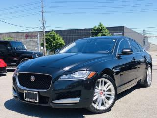 Used 2017 Jaguar XF |35t|AWD|VENT MEMORY SEATS|PARKING SENSORS|NAVI|SUNROOF! for sale in Brampton, ON