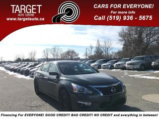 Used 2013 Nissan Altima SV, Roof, 2 Sets of Tires With Rims, Drives Great for sale in London, ON