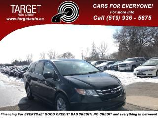 Used 2014 Honda Odyssey EX-L w/Navi, Leather, BackUp Camera for sale in London, ON