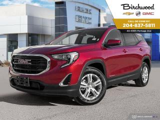 New 2020 GMC Terrain SLE Buy from Home with Birchwood! 0% Available! for sale in Winnipeg, MB
