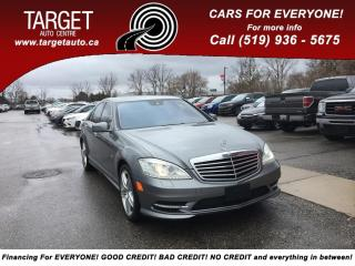 Used 2012 Mercedes-Benz S-Class S 550 for sale in London, ON