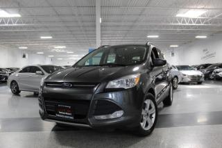 Used 2016 Ford Escape 4WD SE NO ACCIDENTS I BIG SCREEN I REAR CAM I HEATED SEATS for sale in Mississauga, ON
